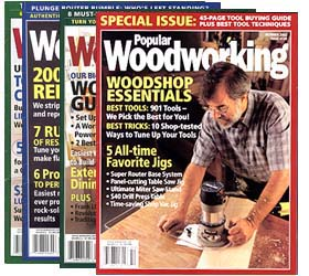 woodworker magazine